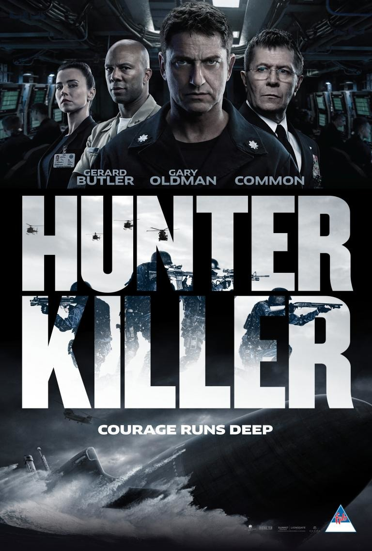 Hunter Killer (2018)* - Whats After The Credits? | The Definitive After  Credits Film Catalog Service