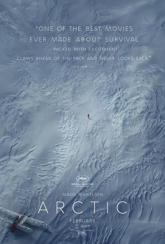 Arctic (2019) | Затерянные во льдах (2019)