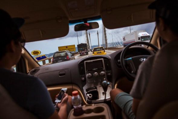 Last stop Penang!