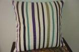 Ribbon Offcuts Cushion