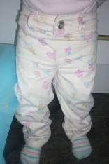 Toddler trousers