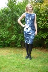 Eliza M Wiggle Dress