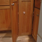 Double Hinged Cupboard No Problem After Gadget