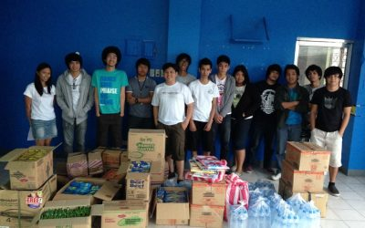 Donations to the Victims of the Typhoon Yolanda