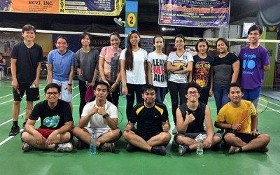 Bi-Monthly Badminton Activity