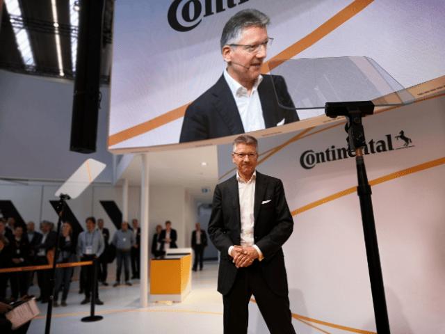 Conti-Chef Degenhart will keinen Verzicht bei der Mobilität