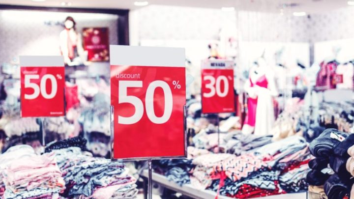 Klassische Werbung am Point of Sale