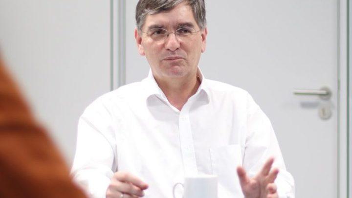 Experte für Datensicherheit: Dr. Lutz Jänicke, Phoenix Contact
