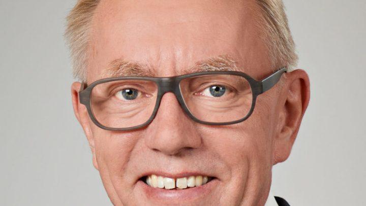 Dr. Ralph Wiechers, Mitglied der VDMA-Hauptgeschäftsführung