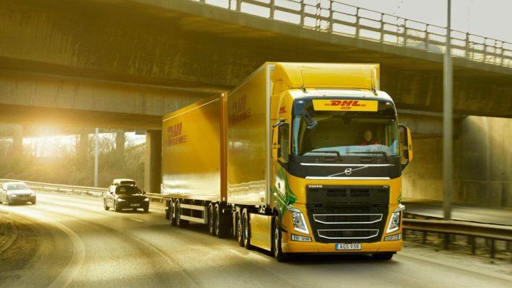 DHL Freight und Volvo Trucks haben ein Projekt initiiert, das sich auf schwere Langstrecken-Transporte konzentriert