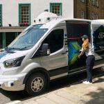 Ford: Paketzustellung mit selbstfahrenden Transportern