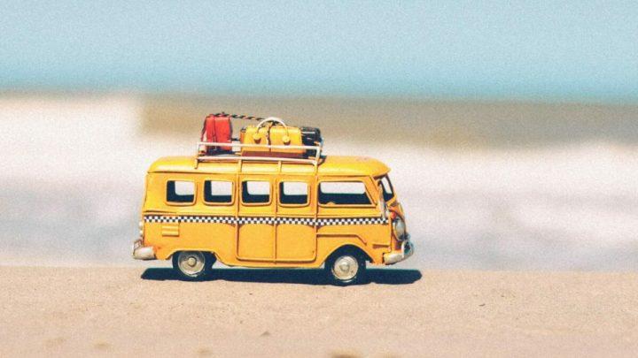 Mobil mit dem Bus