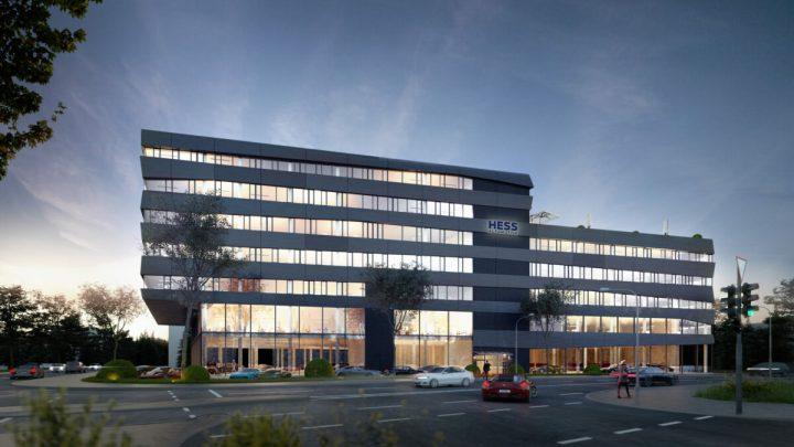 Hess Verwaltungsgebäude neu