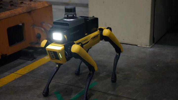 Hunde-Roboter von Boston Dynamics und Hyundai