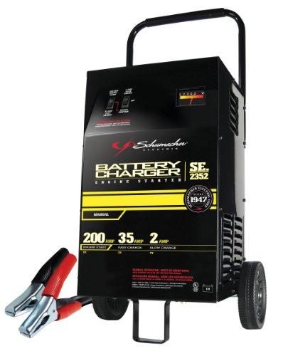 Wiring Diagram Schumacher Battery Charger