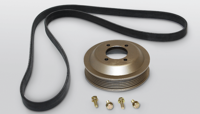 Crp Automotive Offers New Rein Automotive Aluminum Water Pump Pulley