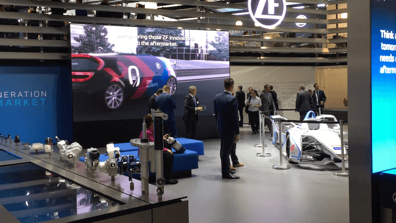 ZF Aftermarket invites automotive aftermarket professionals to
