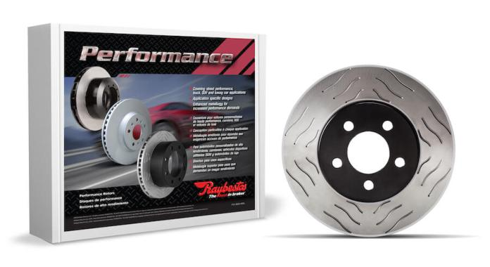 Performance Rotors feature black fusion coated hats or Grey Fusion 4.0 coating for rust protection.