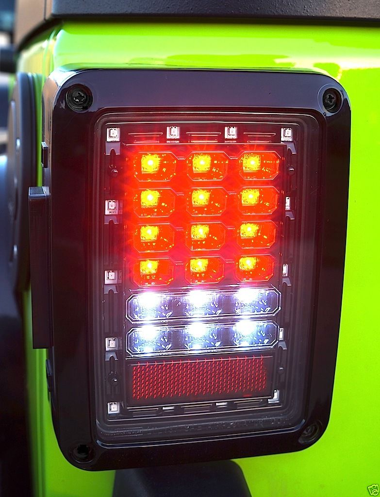 medium resolution of jeep wrangler jk led tail lights on jeep jk led tail light wiring