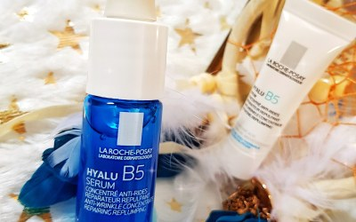 The voice of your skin, with La Roche Posay Hyalu B5 Serum