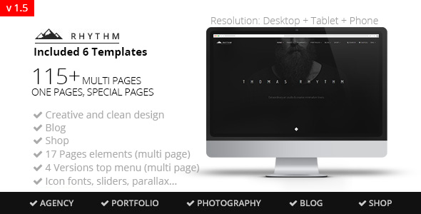 Rhythm Muse template