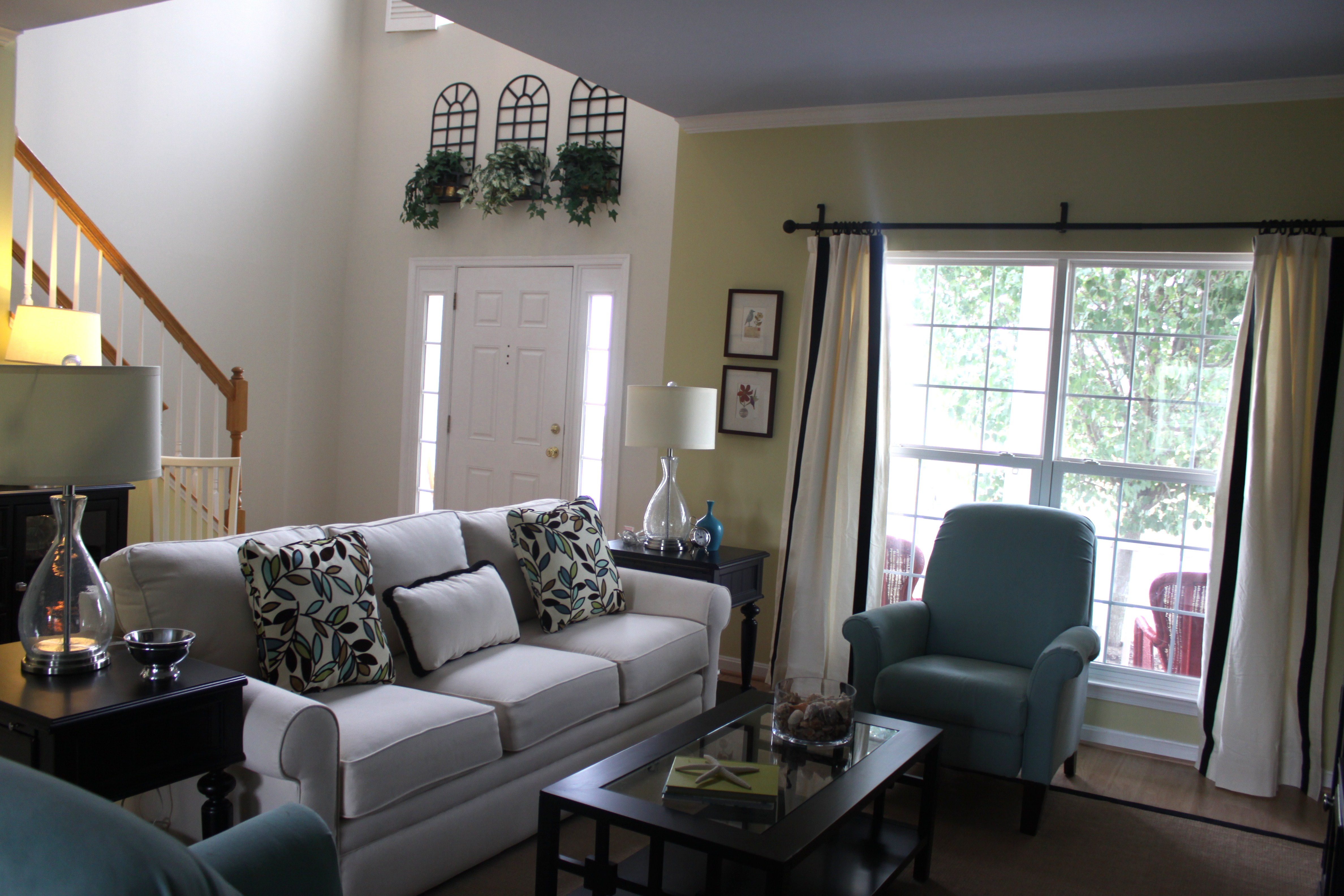 Hampton Green paint by Benjamin Moore Paints  Afternoon