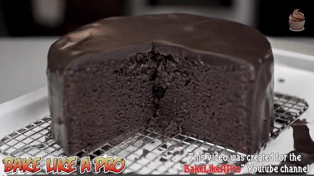 A Yummy Easy Chocolate Mud Cake Recipe By Bakelikeapro