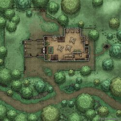 tavern map battle maps fantasy pint half dungeon version dnd encounter 30x30 battlemap tiles dragons dungeons patreon token launch layout
