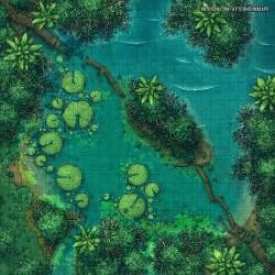 Battlemap D&d Cabin Map 7