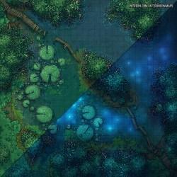 Battlemap D&d Cabin Map 5