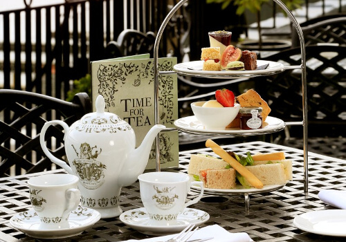 Afternoon Tea At Macdonald Old England Hotel