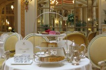 Ritz London Book Of Afternoon Tea Art And