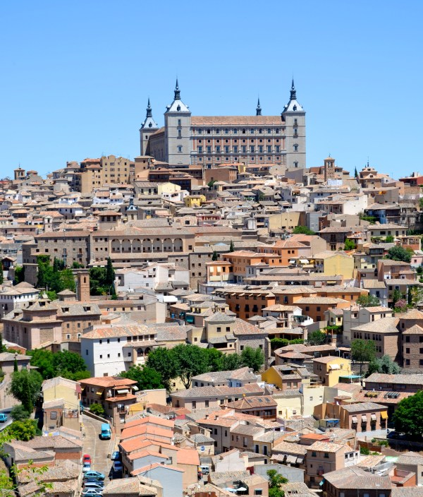 Visit Ancient Walled City Of Toledo Spain