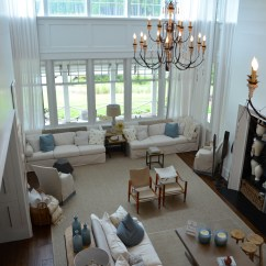 Living Room Ideas With Turquoise Walls Furniture Nyc A Tour Of The 2014 Southern Idea House - After ...