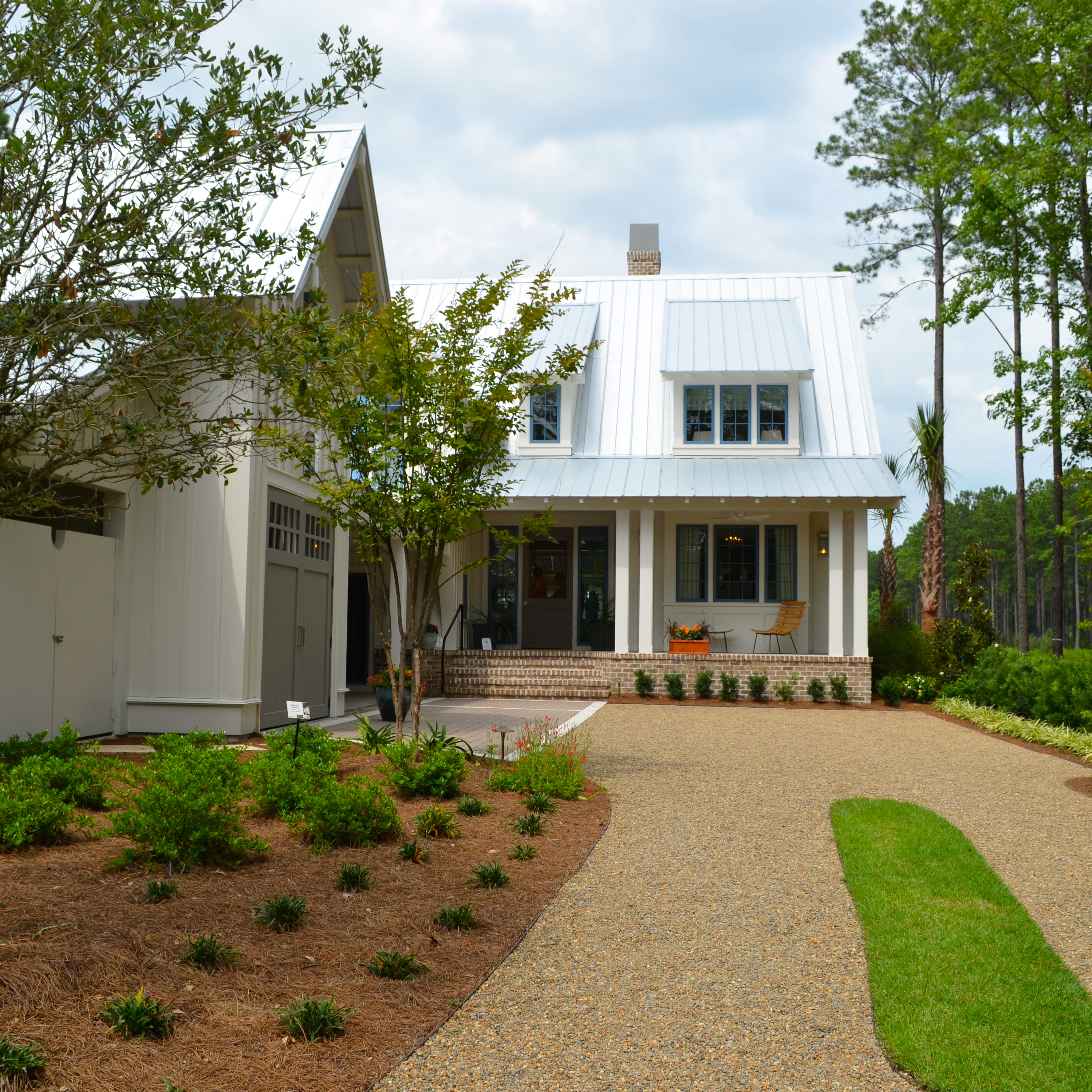A TOUR OF THE 2014 SOUTHERN LIVING IDEA HOUSE After Orange County