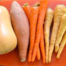 Birdman And Roasted Vegetable Soup - Orange County