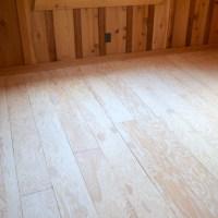 Nails Plywood Floor