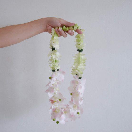 Hawaiian Fresh Flower Garland by AfterRainFlorist, PJ Florist, KL & Selangor Flower Delivery