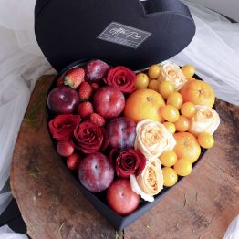 Stay Safe Gift Jamming,Happy yet Fresh & Healthy Fruit Box gift by AfterRainFlorist, PJ Florist, KL & Selangor(Klang Valley) Flower Delivery Service