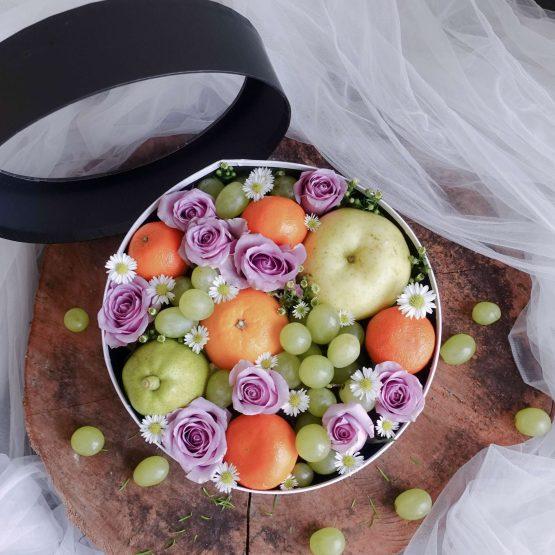 Healthy Gift Rejuvenate Fresh & Healthy Fruit Basket gift by AfterRainFlorist, PJ Florist, KL & Selangor(Klang Valley) Flower Delivery Service