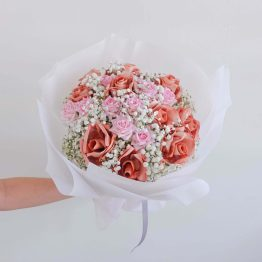 Mother's Day Birthday 2021 Eternity Love Money Bouquet by AfterRainFLorist, PJ (Malaysia) online Florist,KL & Selangor / Klang Valley Flower Delivery Service
