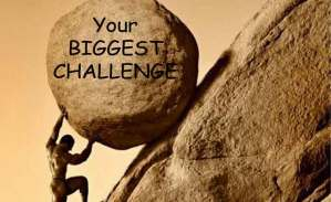 Your Biggest challenge in publishing and selling your book