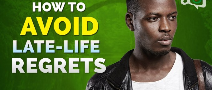 7 Early Warning Signs You Will Regret Your Life When You Get Older