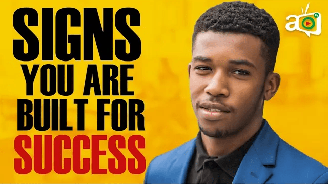 After School Media – 7 Signs You've Got What It Takes to Be Successful Today