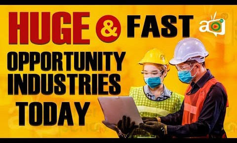 5 Industries that are Fast Creating Million Dollar Businesses