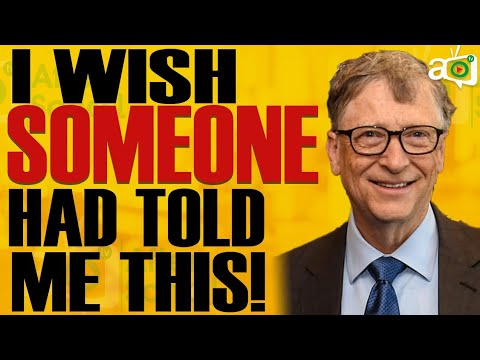 After School Media – 5 Life-changing Lessons from the early life of Bill Gates for People Under 25
