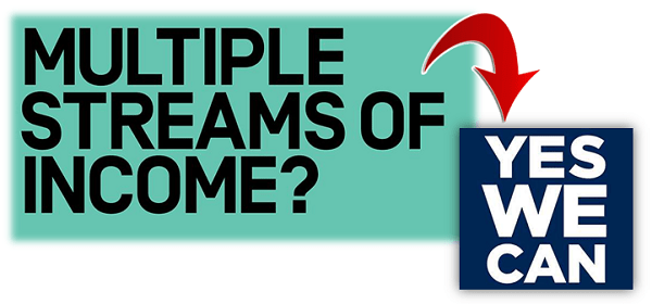 How to Build Multiple Streams of Income the Realistic Way