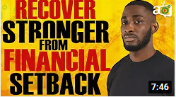How to Recover from a Financial Disaster