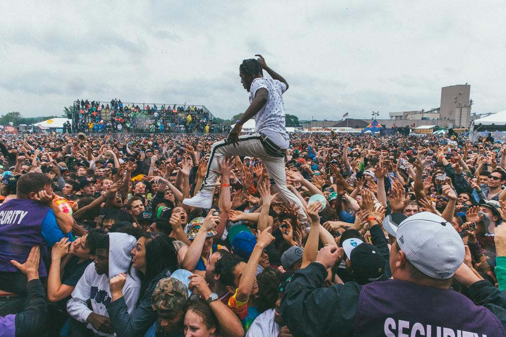 Our Crazy SoundSet Weekend