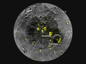 NASA Has Discovered Water Ice On Mercury